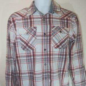 American Rag Men Button Down Shirt Size S